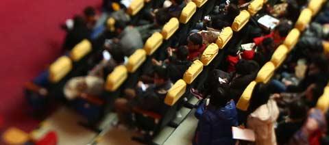 对话500强企业经理人:跨国企业的求职之路,酷似MBA课堂的聚会!